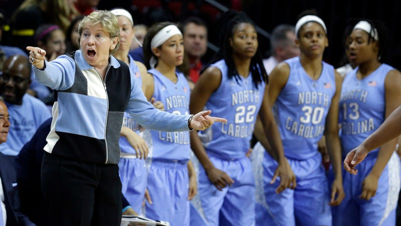 Illustration for article titled Something Weird Is Happening With UNC Women's Basketball