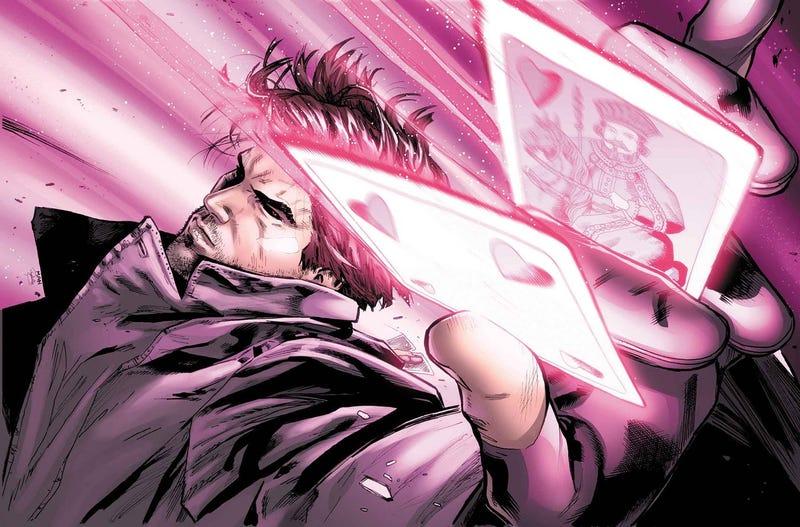 Imagen: Gambit Vol. 5, #15.