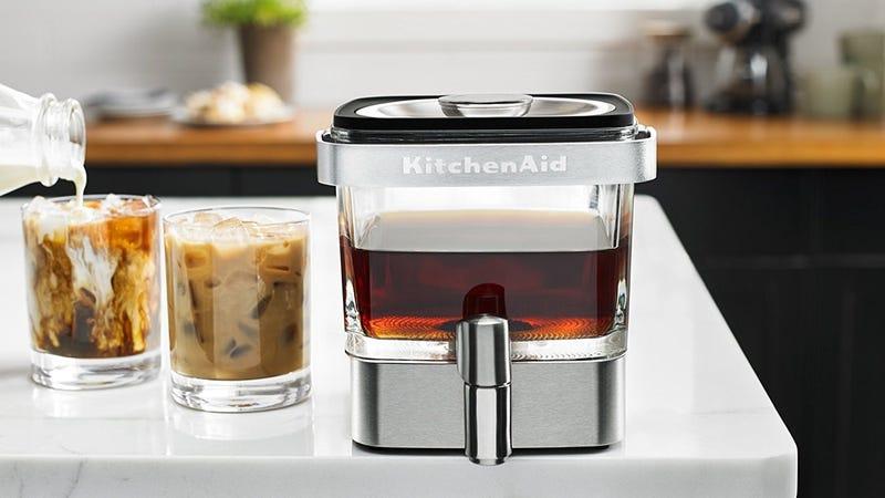 KitchenAid Cold Brew Coffee Maker | $48 | Walmart and Amazon