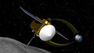 Illustration for article titled Instázz az űrbe, tvitelj a kisbolygóra az amerikai űrhajón