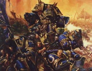 "Illustration for article titled THQ Australia Working On ""Brutal"" Warhammer 40K Brawler"