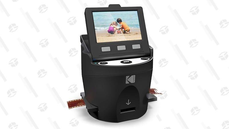 Kodak Scanza Digital Film & Slide Scanner   $128   Amazon
