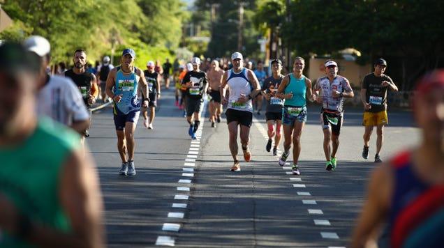 An Ultramarathon Runner Puked So Hard He Tore Open His Esophagus