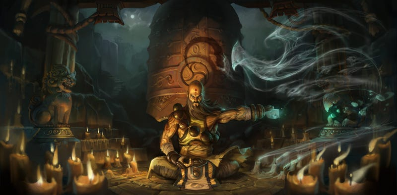 Illustration for article titled Here, Have Some Spectacular Diablo III Artwork