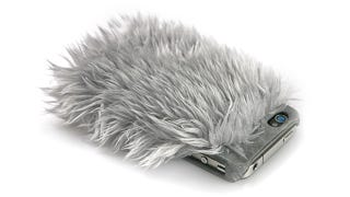 Illustration for article titled Ridiculous Fur Case Adds Brushing To Your iPhone Cleaning Ritual