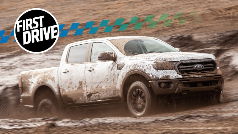 The 2019 Ford Ranger Isn T The Ranger You Remember But It S Good At