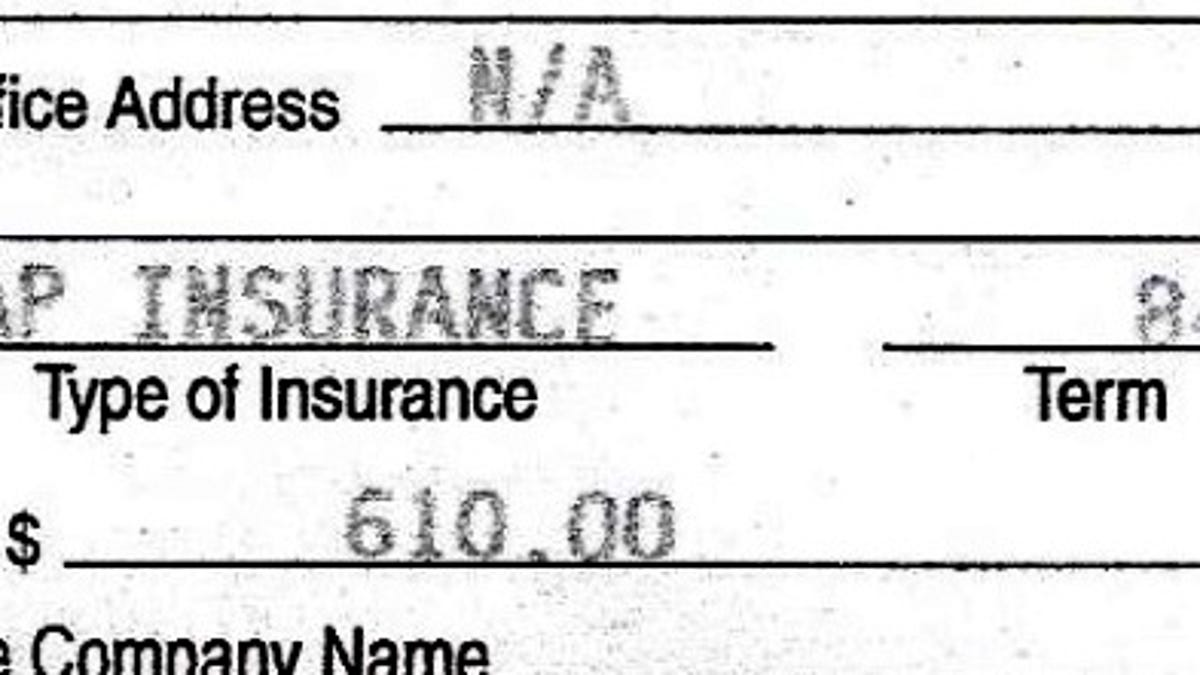 Why You Should Never Buy Gap Insurance From A Car Dealer