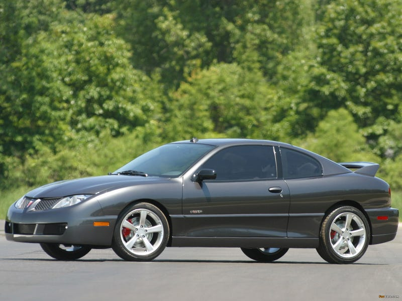Illustration for article titled Remember the Sunfire GXP concept from 14 years ago.