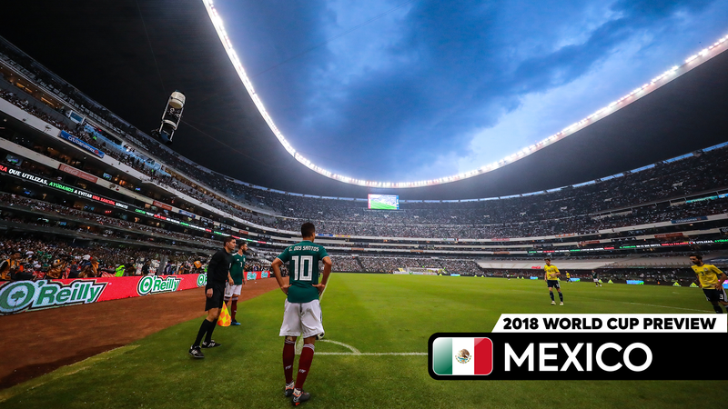 Can Mexico Finally Overcome A 24-Year World Cup Curse  2ab5c1ed8