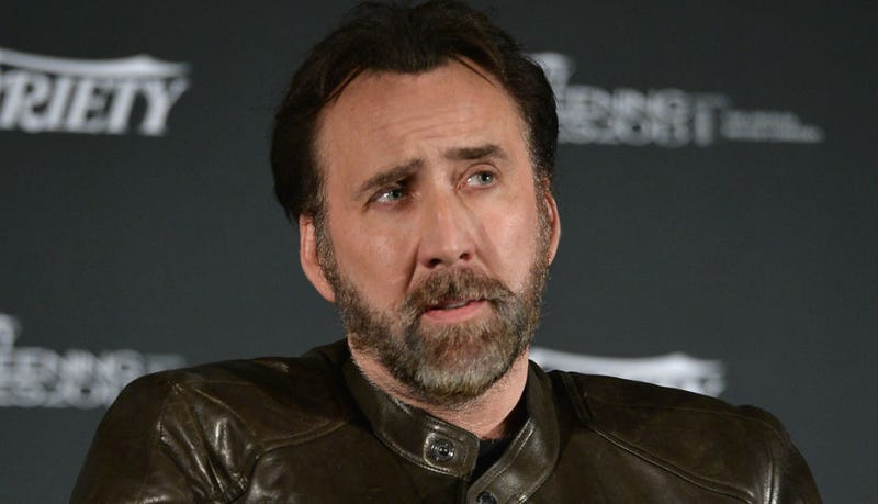 Illustration for article titled Oh Dear God, People Are Worried Nicolas Cage Will Cause the Rapture