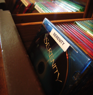 Illustration for article titled How to Clear Your DVD Clutter