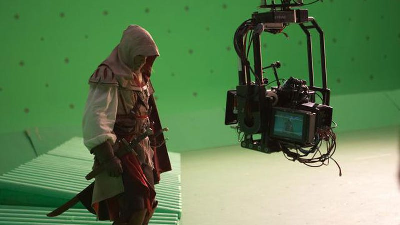 Illustration for article titled Domain Registrations Sound Certain that Assassin's Creed Movie is Coming