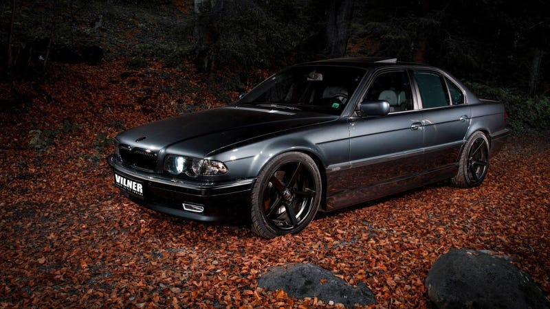 Illustration for article titled 16-Year-Old BMW Still Looks Better Than Entire Current Lineup