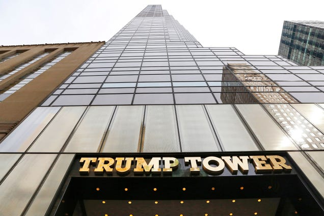 Report: Trump's Real Estate Holdings Have At Least $650 Million in Debt