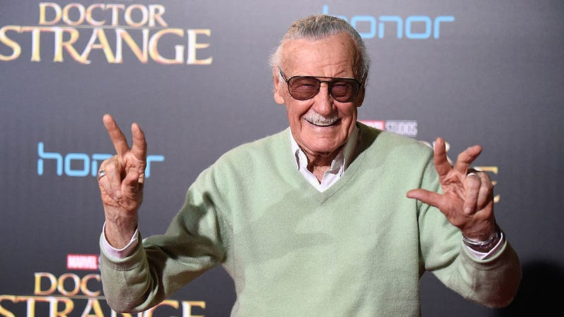 Illustration for article titled Stan Lee's Captain Marvel cameo raises a lot of questions