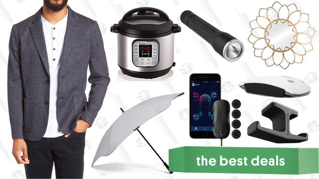 Friday's Best Deals: Nordstrom Anniversary Sale, Wayfair Home Decor, Instant Pot, and More