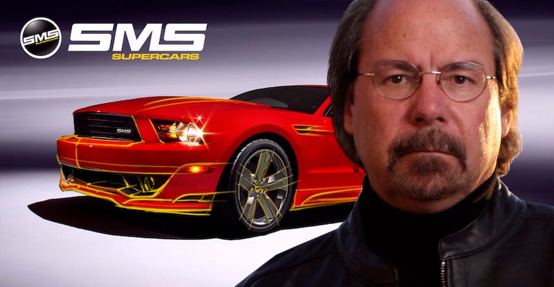 Illustration for article titled Steve Saleen Working On 650 HP 2010 Signature Series SMS 460 Mustang