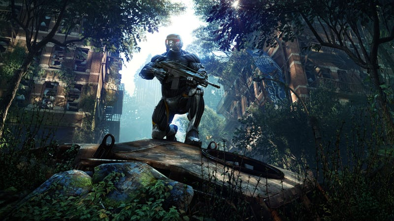 Art from Crysis 3
