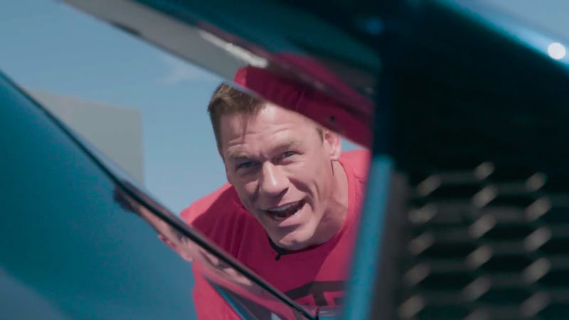 WWE superstar John Cena sued by Ford for selling 500000 Dollars supercar
