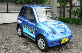 Car That Runs On Air >> Genepax Unveils A Car That Runs On Water And Air