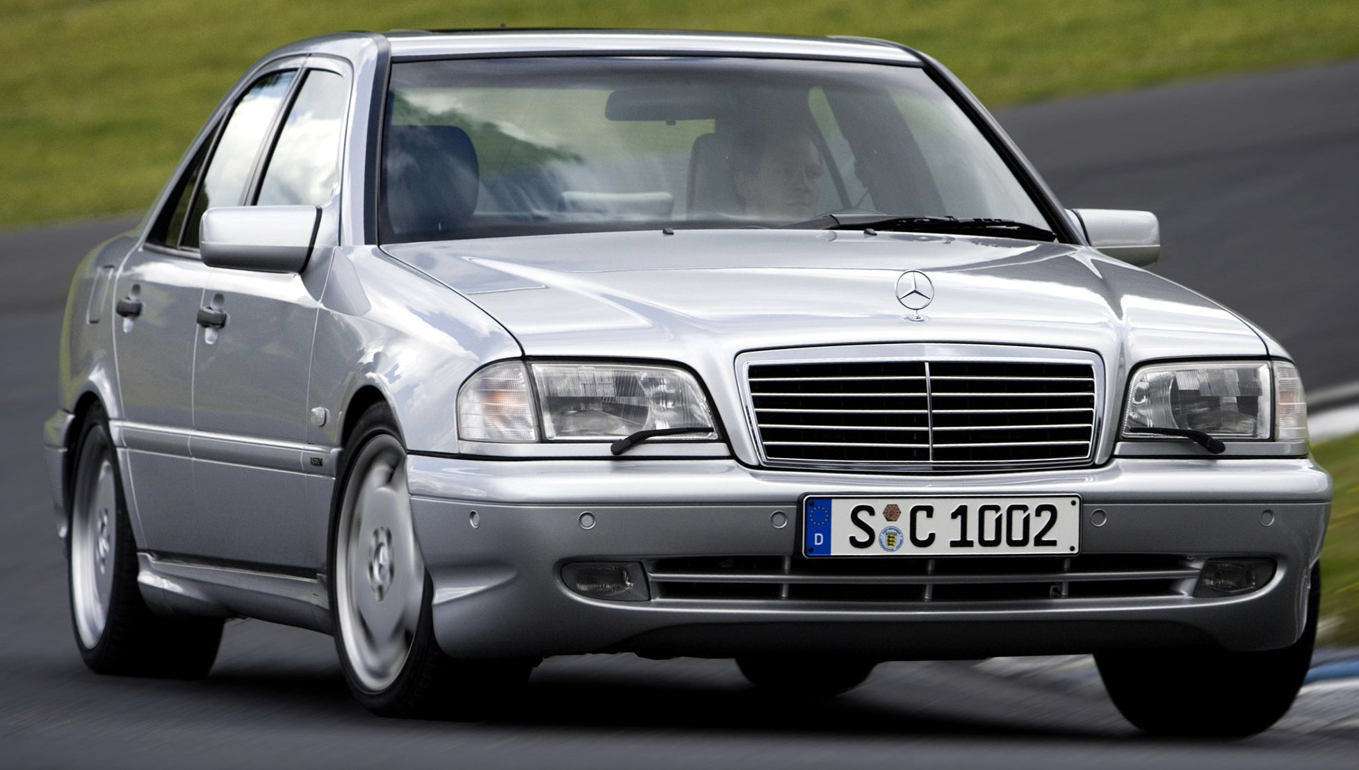 why you should buy a cheap old mercedes c43 amg right now Mercedes 300D Engine (image credit mercedes benz)