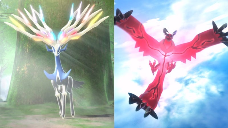 Illustration for article titled Those Two New Legendary Pokémon Have Names, You Know