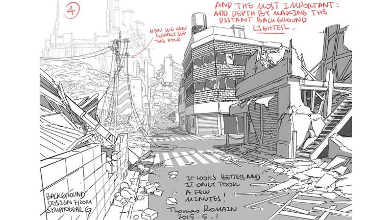 Tips for drawing backgrounds image thomas romain malvernweather
