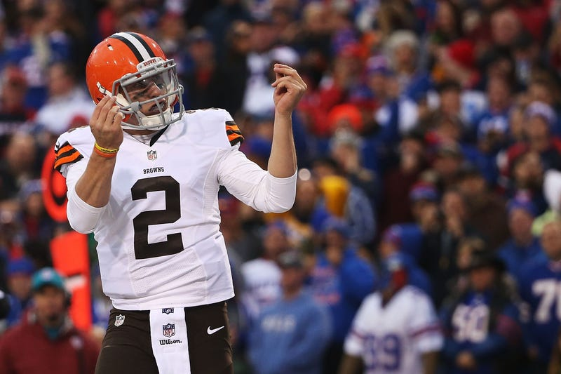 "Illustration for article titled Johnny Manziel Is ""Definitely Ready"" To Start"