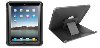 Illustration for article titled Otterbox's iPad Defender Case is Hardened With Three Protection-Layers