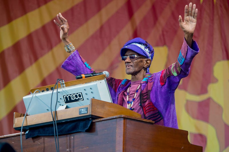 Bernie Worrell performing April 23, 2016, in New OrleansErika Goldring/Getty Images