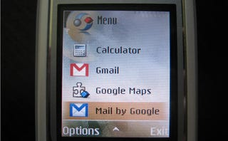 Illustration for article titled Gmail Mobile for Google Apps