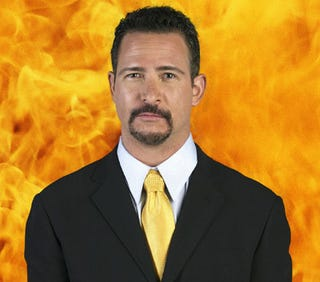 Illustration for article titled Jim Rome Is Burning... For A Typing Slave