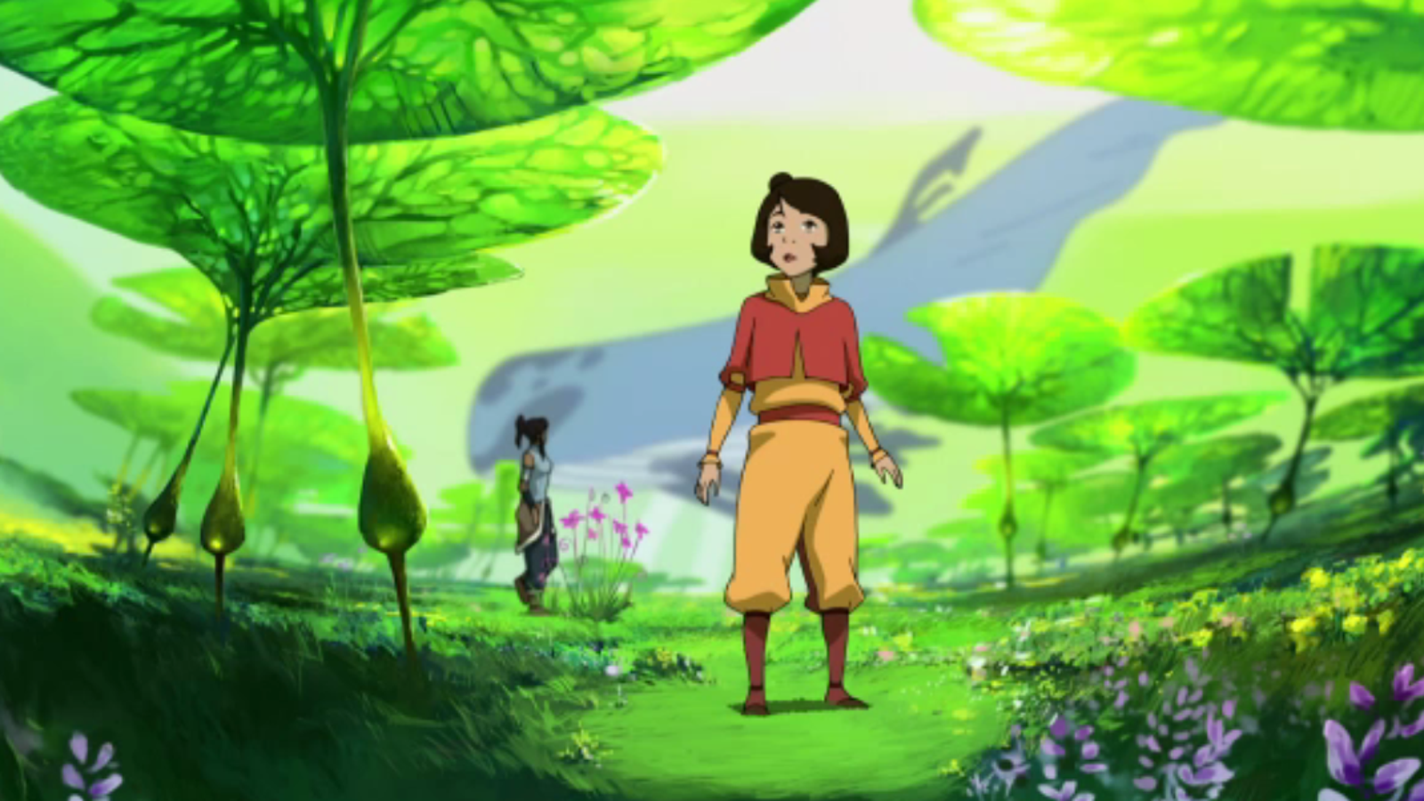 Korra Brings Back Some Familiar Faces From Avatar The Last Airbender