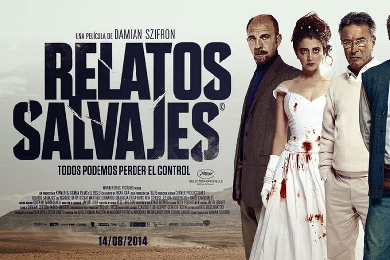 """Illustration for article titled """"Wild Tales"""": review."""