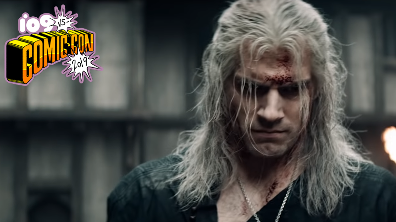 The Witcher TV Show First Trailer Debuts at Comic-Con 2019