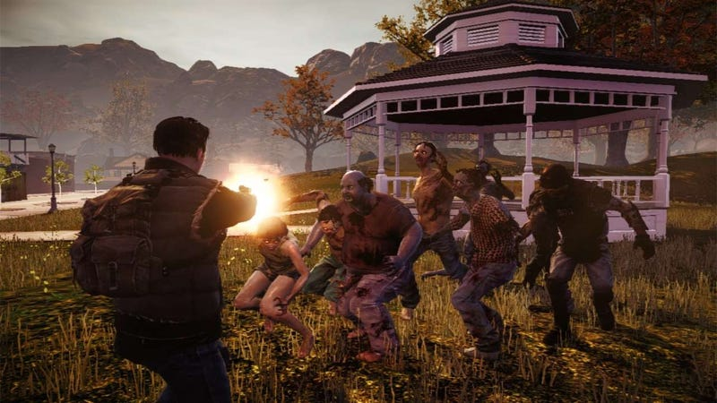 Illustration for article titled Watch An Hour Of State of Decay's Upcoming Expansion
