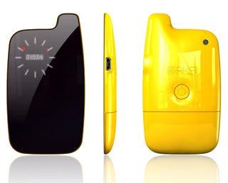 Illustration for article titled Mimique Cellphone Concept
