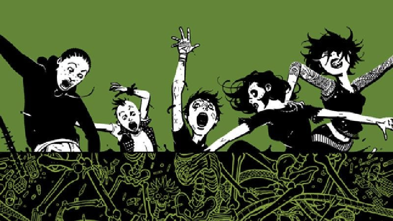 (Cover art: Wes Craig/Image Comics)