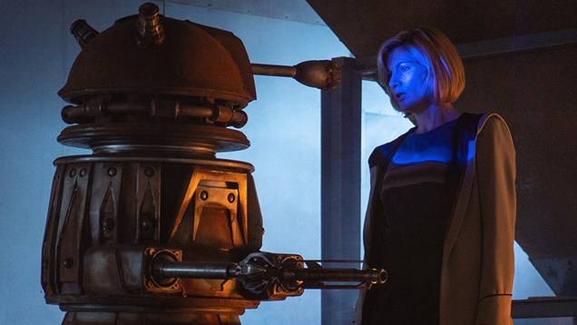 Doctor Who s New Dalek Had an Incredibly Good Secret Code Name on Set