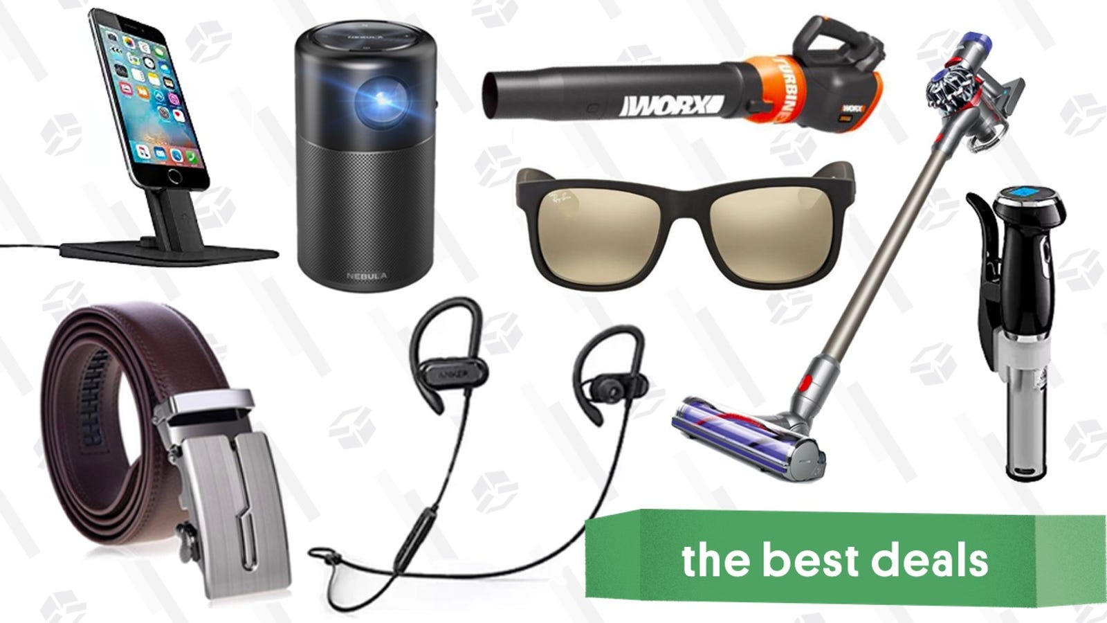 Friday's Best Deals: eBay Sale, Sous-Vide Cookers, Ray-Ban Sunglasses, and More