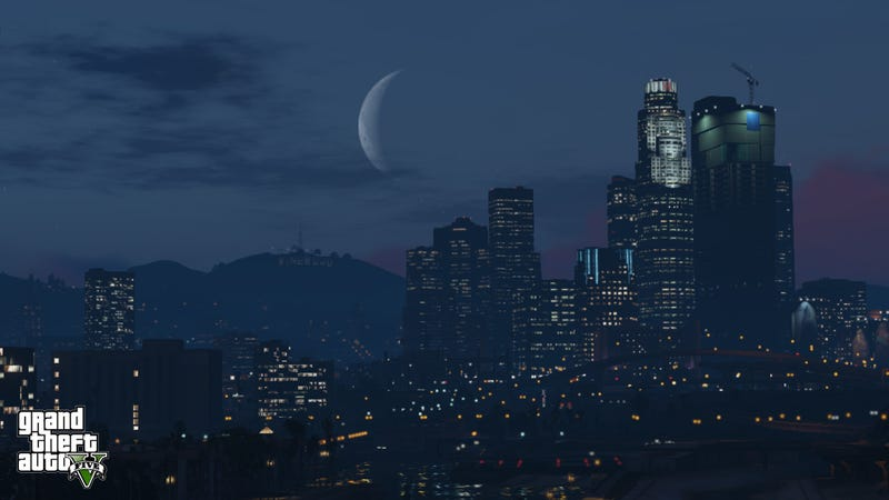 Illustration for article titled Grand Theft Auto V Can't Come Soon Enough