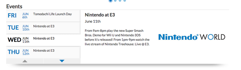 Illustration for article titled New Smash Bros Demo for Wii U AND 3DS Coming to Nintendo World