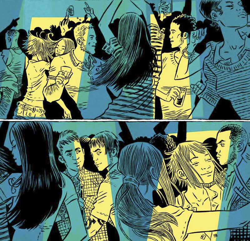 Comics colorist Jordie Bellaire on the art of coloring and