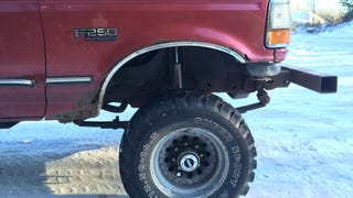 Why a Rusty F-250 is the Most Involving Vehicle to Drive