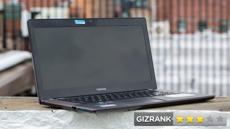 Illustration for article titled Toshiba Satellite U845W Review: Wide Can Be Wonderful