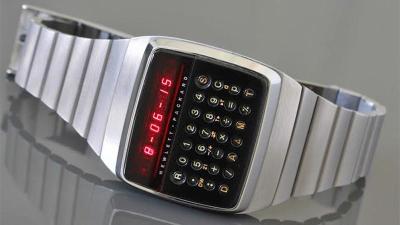 Illustration for article titled The First True Smartwatch Was Actually Released Way Back in 1977