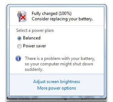 Illustration for article titled Microsoft Blames Your Laptop—Not Windows 7—For Battery Issues