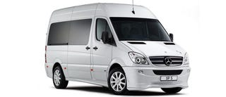 Illustration for article titled The Hartmann SP5: A Sprintier Mercedes Sprinter