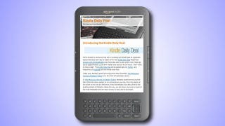 Illustration for article titled Remains of the Day: Amazon's Daily Deals Extend to Ebooks