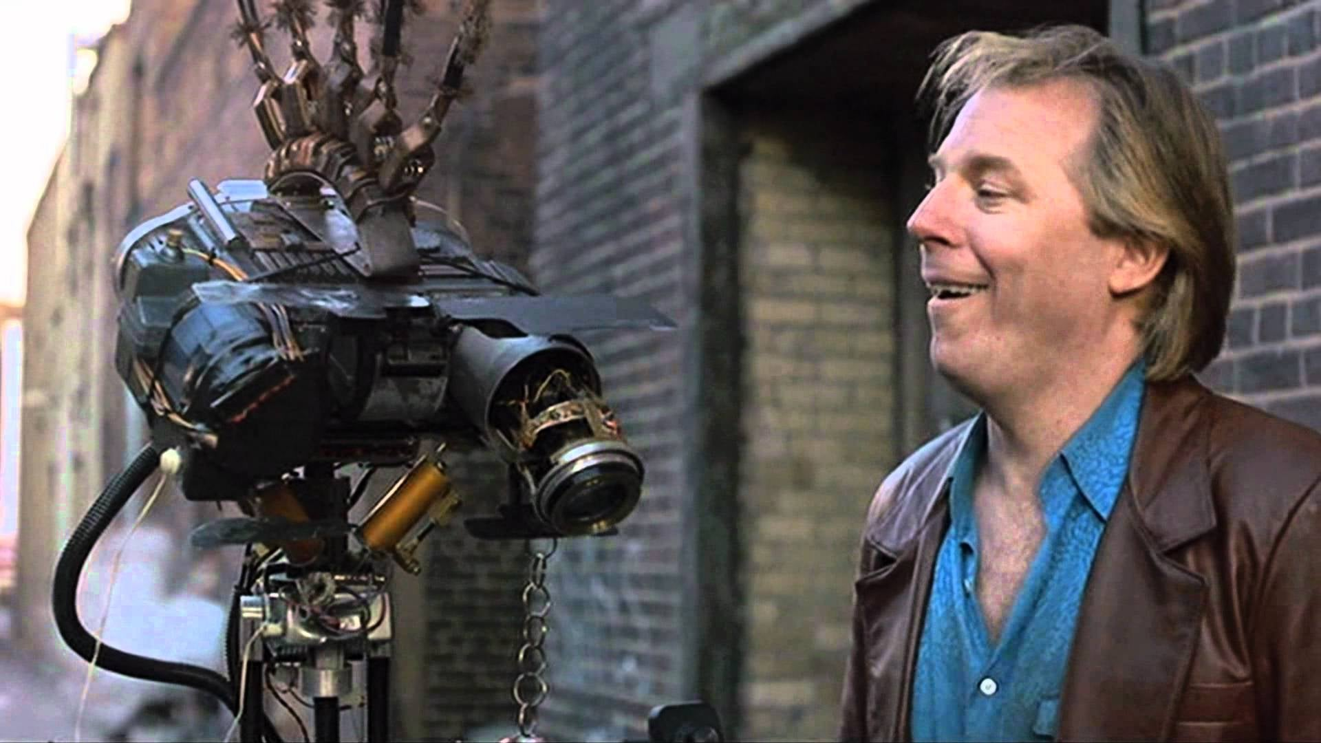 16 things you probably never knew about the short circuit moviesJohnny 5 Mohawk Johnnyfive 3 #9
